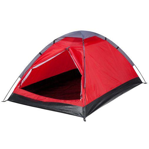 Barraca Camping Pesca Iglu Canastra 4 a 5 pessoas Vermelha- Yankee