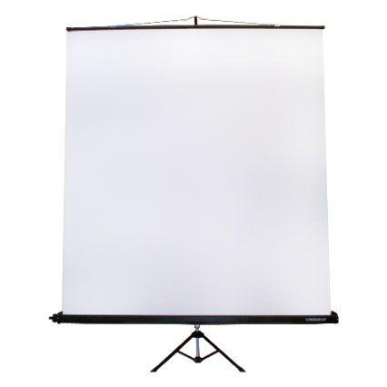 TELA PROJEÇÃO TRIPE TBTPS80 (200x200cm) 1:1 Trace Board-