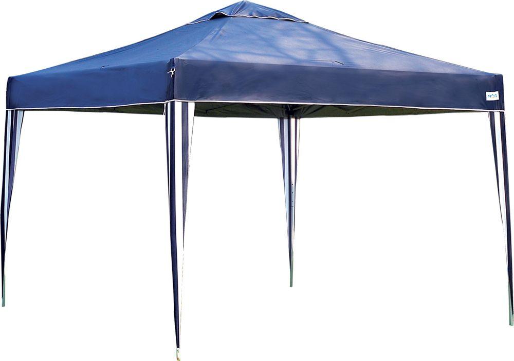 Tenda Gazebo X-Flex 3x3 m Azul Aluminio Dobrável - Mor