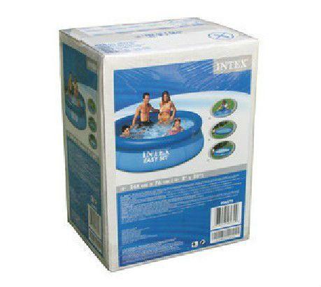 Piscina Easy Set 5621L 3,66m Bomba Filtro 2006L/h 220V Intex