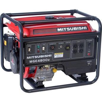 Gerador Energia Baixo Ruido Gas 4T 4800W Bi-Volt Mitsubishi