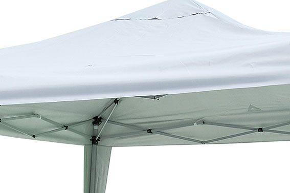 Tenda Gazebo X-Flex 3x3 m Branca Aluminio Dobrável - Mor