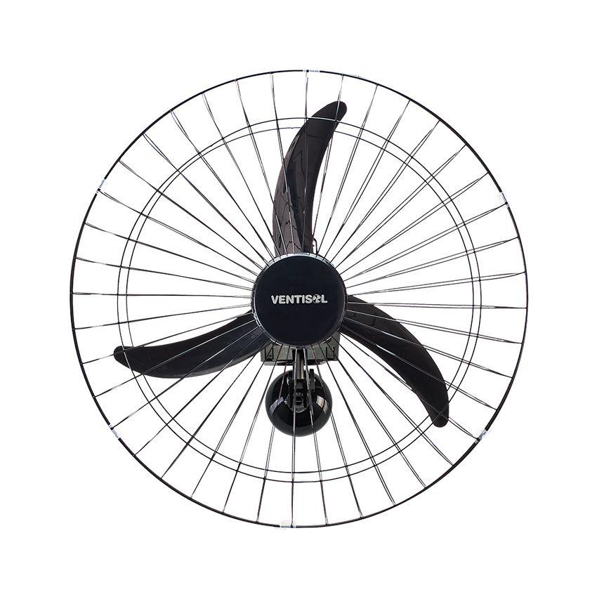 Ventilador Parede Turbo 60cm 3 Velocidades Bi Volt Ventisol