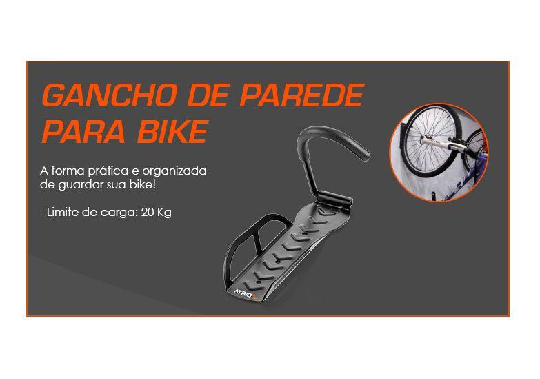 Suporte Parede para Bicicleta Bike - bi054 Atrio Multilaser