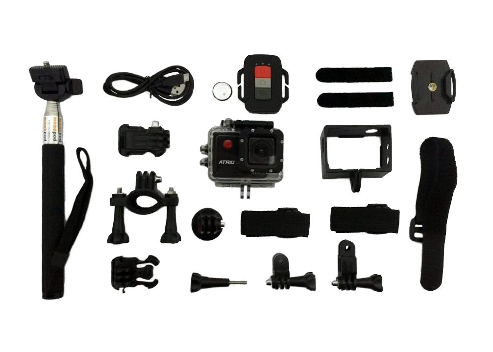 Câmera de Ação LokoCam Fullsport 2.0 - dc184 Atrio Multilaser