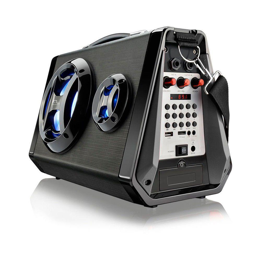 Som Portátil Active Sound Bluetooth - sp217 Multilaser