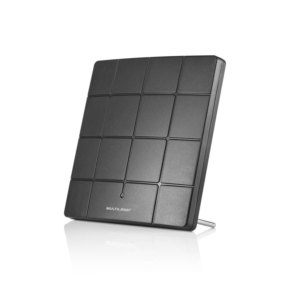 Antena Interna para TV Digital 4 em 1 Multilaser - re203 Amplificada