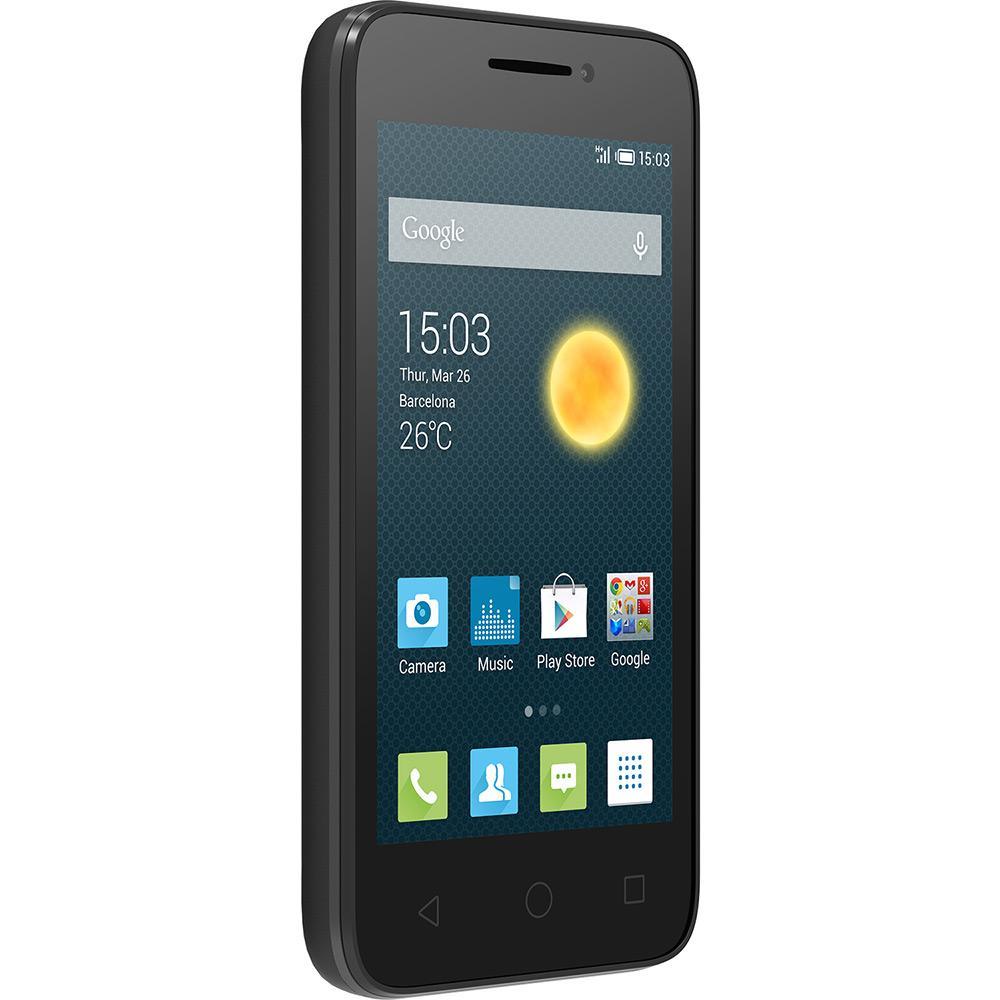 Smartphone Pixi 3 Android 4.4 3G Dual Chip 4GB - 4009e Alcatel