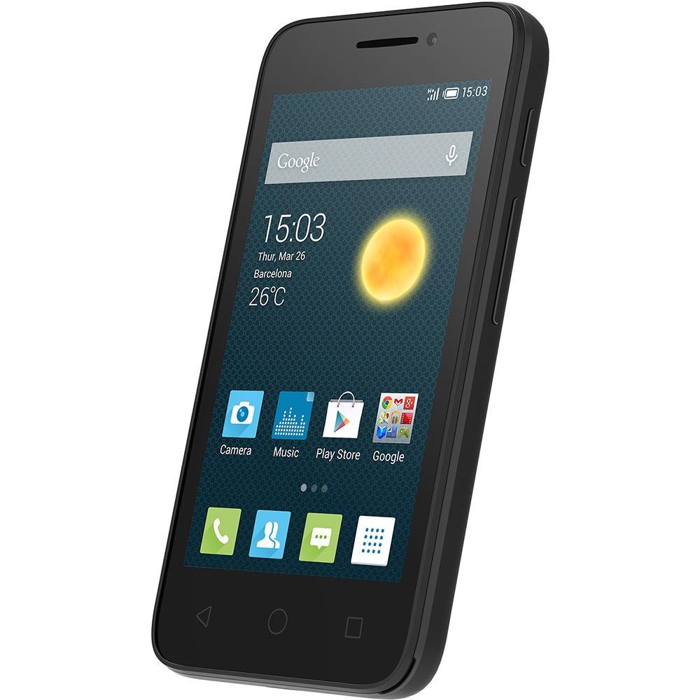 Smartphone Pixi 3 Android 4.4 3G Dual Chip 4GB - 4009e Alcatel