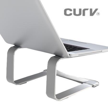 """Suporte Elevado Curv Djs Notebook MacBook 9 a 17"""""""