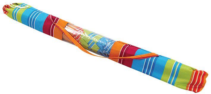 Guarda Sol Ombrelone Articulado Alum 2,4m  - 3709 Mor