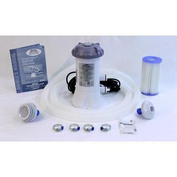 Piscina Intex EasySet  3853 litros + Bomba 110V + Brinde
