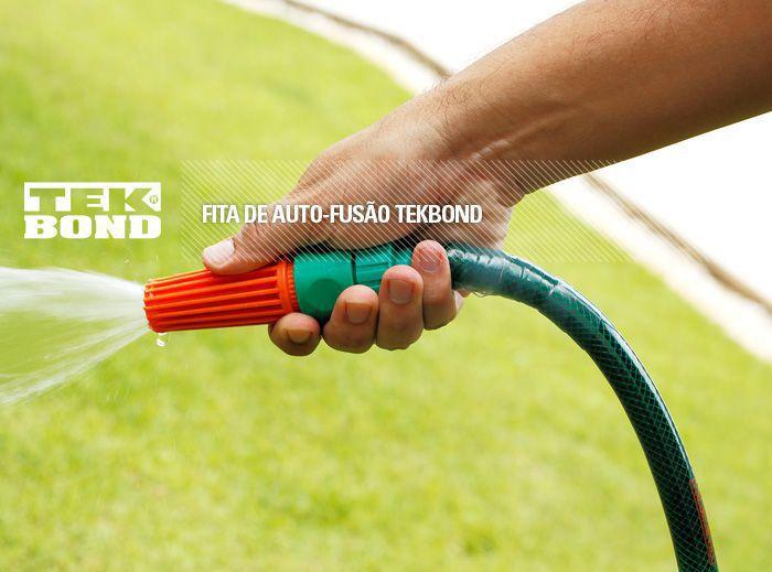 Kit 12 Fita Adesiva de Autofusão 25mm x 3m Branca Translúcida - TekBond