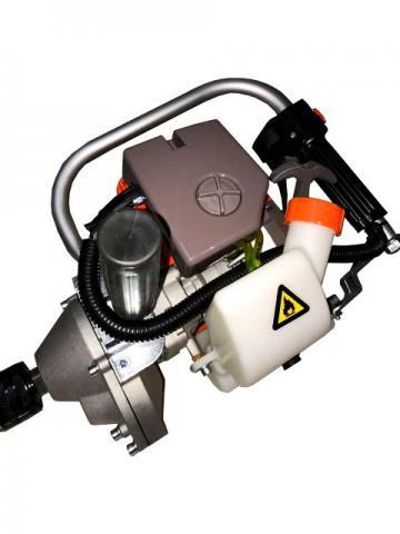 Furadeira de Mourão Gasolina com Broca  2T 25,5cc - vf500 Vulcan