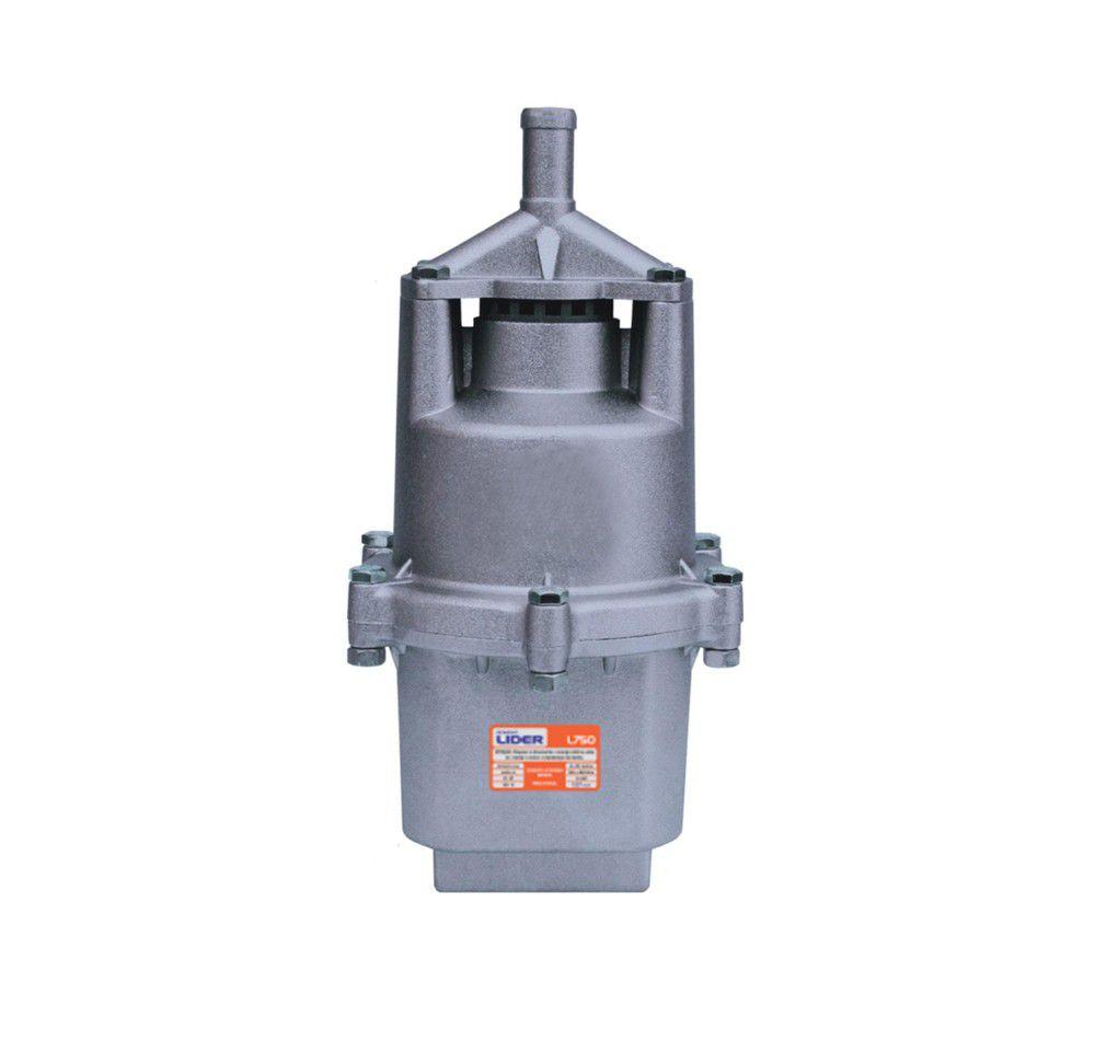 "Bomba Submersa Pump 660 290W 3/4"" 1800 l/h 65m 220v Lider"