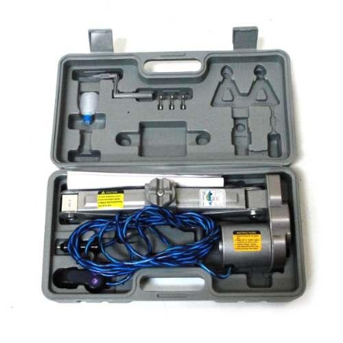 Macaco Eletrico Car Jack 12V até 1 Tonelada c/ maleta - Strong