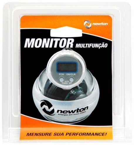 Display Monitor Multifunção p/ Giroscópio - 9042 Newton Ball