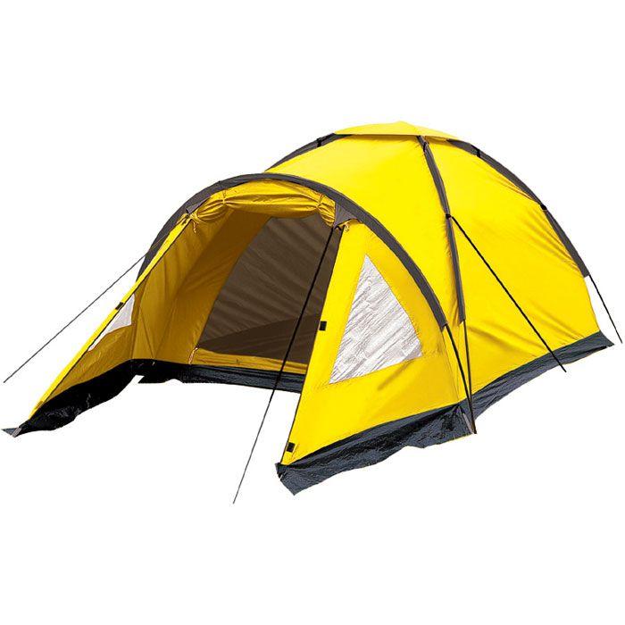 Barraca Camping Cipó C/ Varanda 5 Pessoas Amarela - Yankee