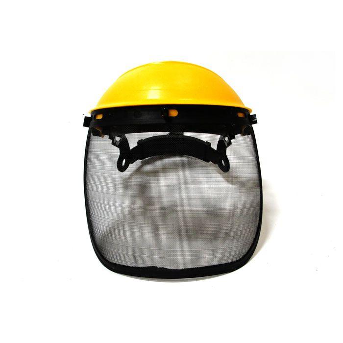 Protetor Facial para Rocadeiras, c/ Tela  - Kawashima