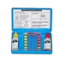 Estojo Kit Teste Ph / Cloro Medição Completa Herbinject