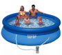 Piscina Easy Set  3853 litros + Bomba 110V - #28121 Intex