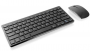 Teclado Mouse Sem Fio 2.4 Ghz Multilaser Mini Slim - TC165