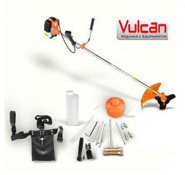 Roçadeira Lateral - a gasolina - 33cc -  motor 2 tempos  - vr330h - Vulcan