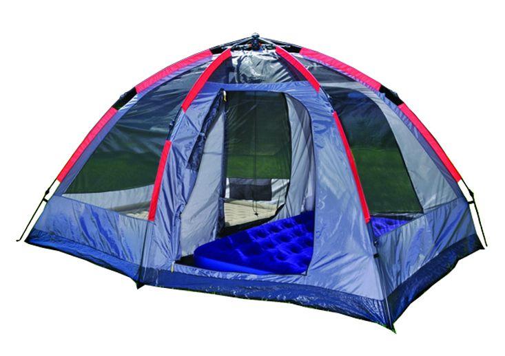 Barraca Camping Spider Automática 7 Pessoas 2 Ambientes - Mor