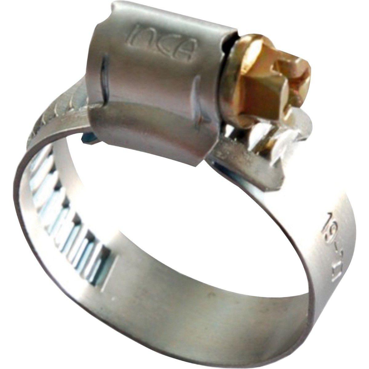 Abraçadeira Roscada S/Fim B 1/2X3/4 13 A19Mm Pt/100