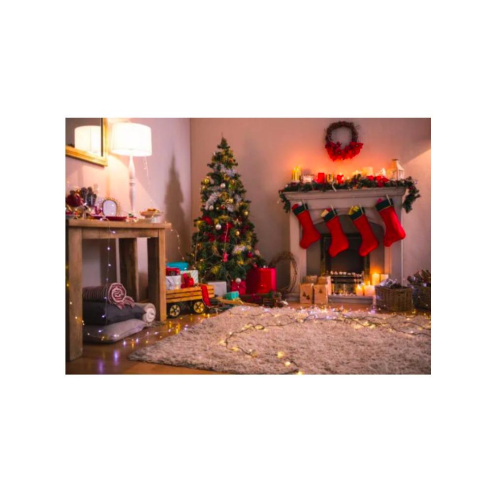 Árvore Natal Imperial Noruega 2,40m 1460 G + Ponteira Magizi