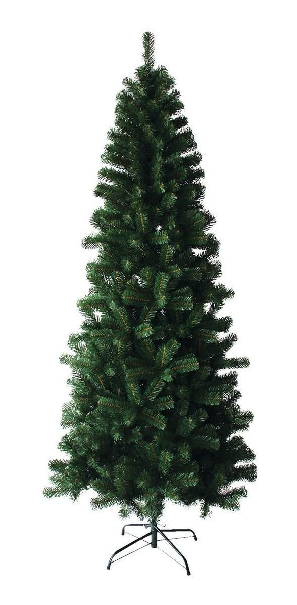 Árvore Natal Slim Verde 210cm 832 Galhos + Ponteira Magizi