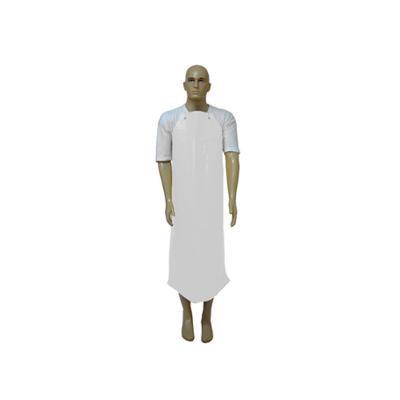 Avental pvc c/forro 1,15x70 branco
