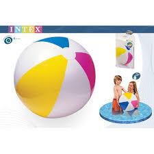 Bola De Praia Gigante 61cm Colorida Intex #59030