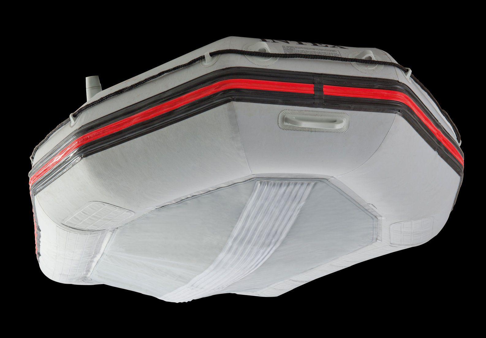 Bote Inflável Mariner 4 pessoas 400Kg  + Suporte Motor Intex