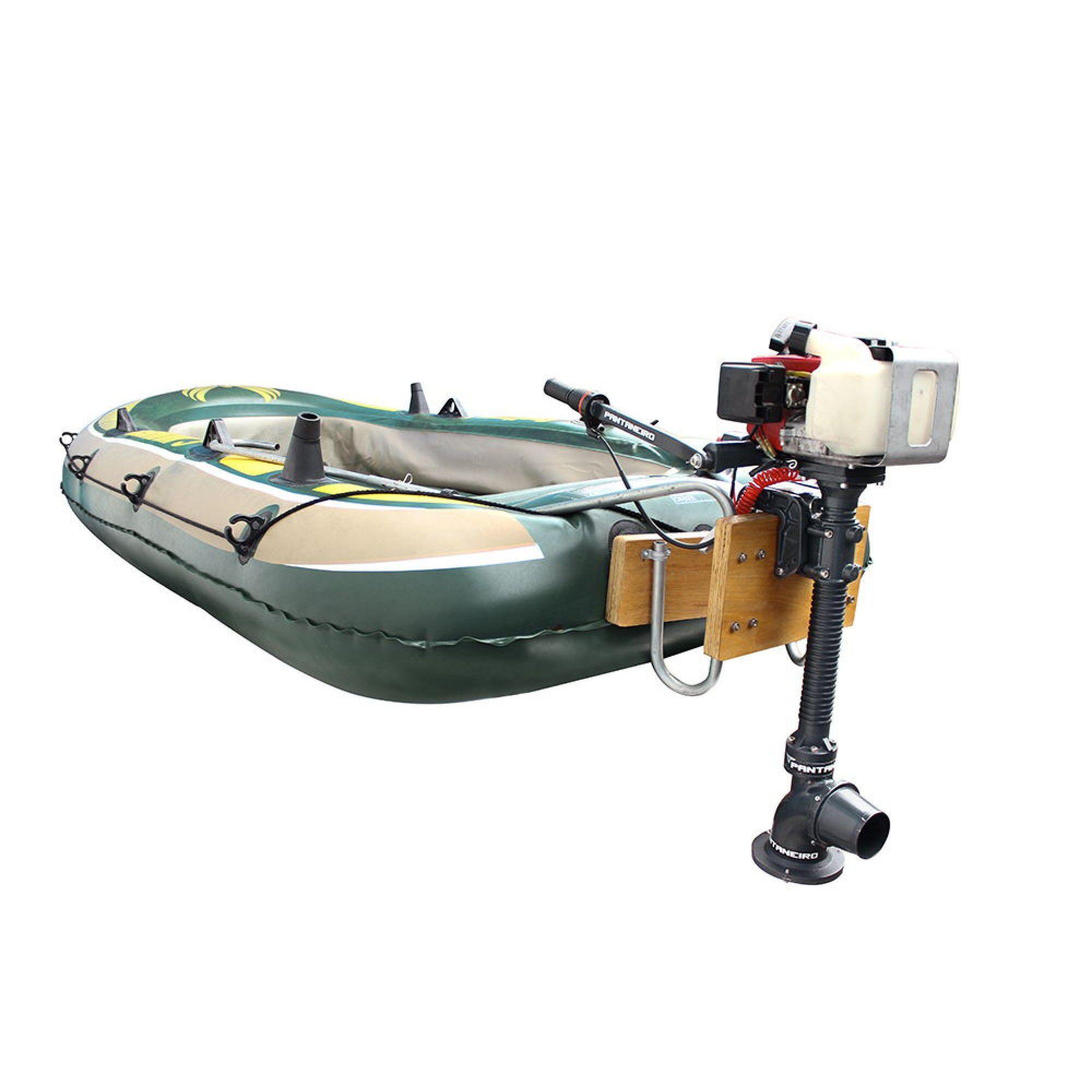 Bote Inflavel SeaHawk 400 + Suporte Motor -  Intex #68351