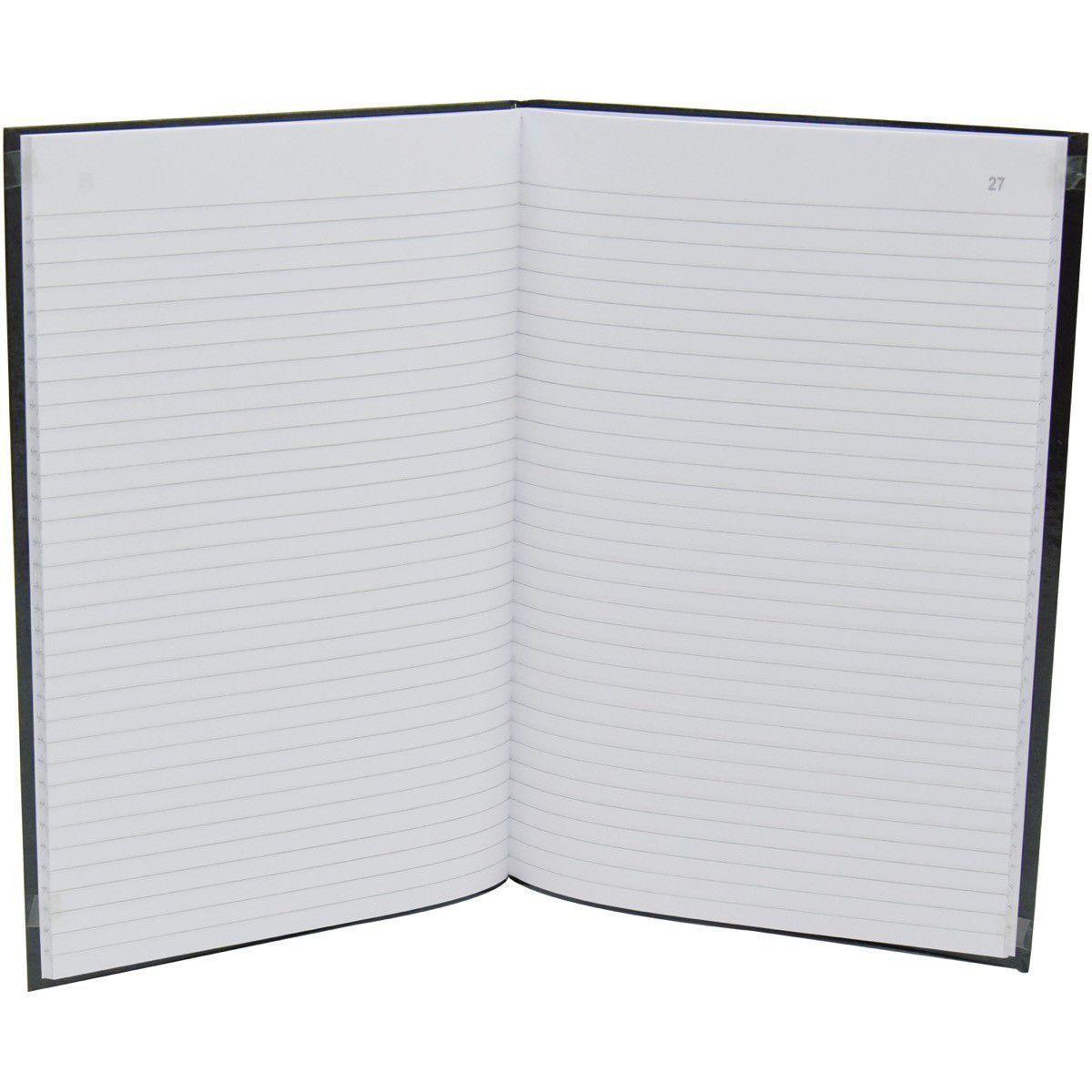 Caderno Tipo Atas 200Fls Pt/3