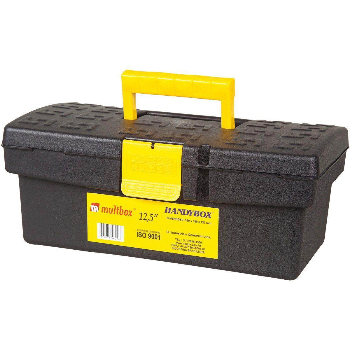 """Caixa Ferramenta 12,5"""" Handybox"""