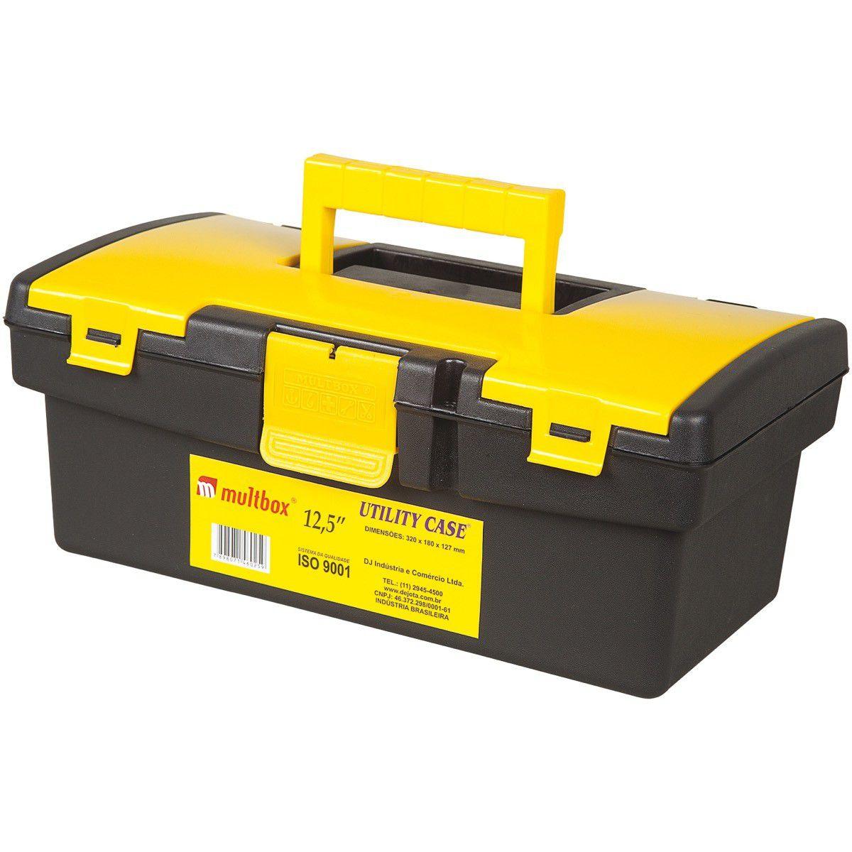 """Caixa Ferramenta 12,5"""" Utility Case"""