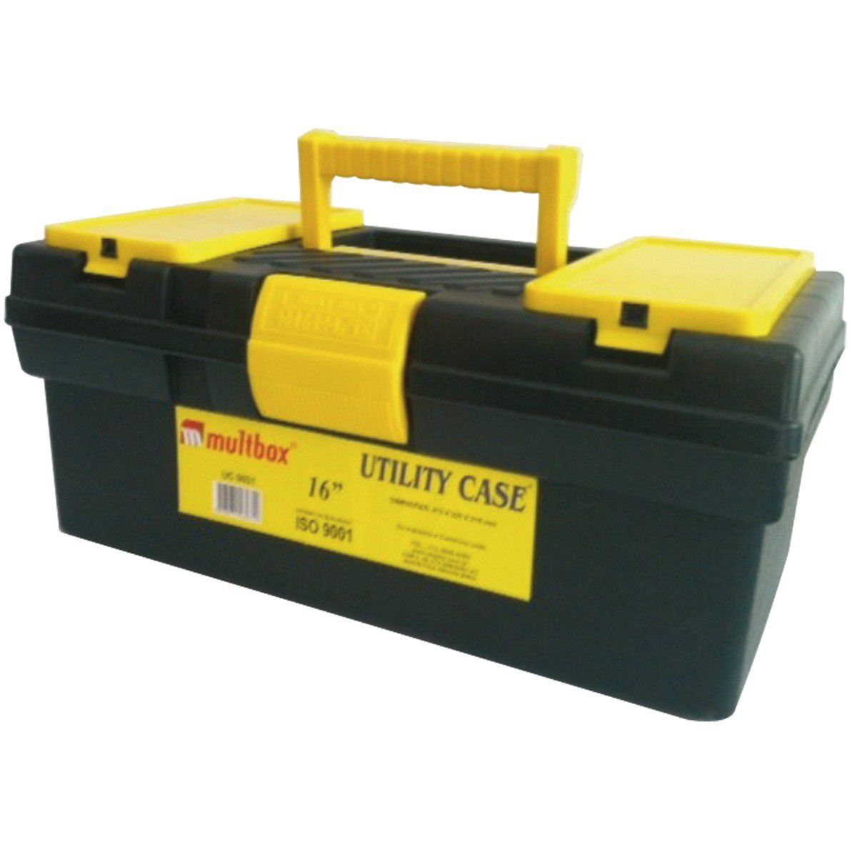 """Caixa Ferramenta 16"""" Utility Case"""