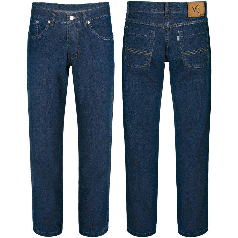 Calca Jeans Azul 44 Vilejack