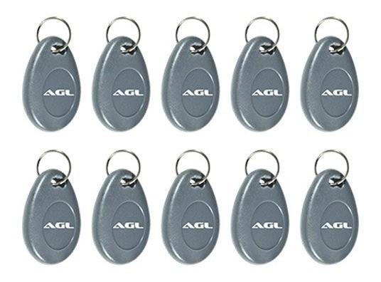 Chave Aproximação Chaveiro Tag 125Khz Ultra Card Agl