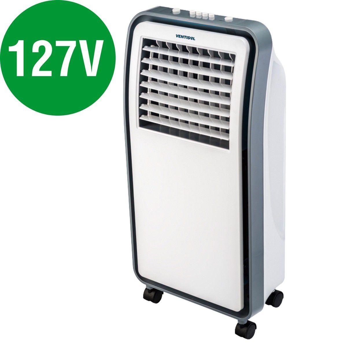 Ventilador Climatizador Ar Portatil 127V 65W Cle-01 Ventisol