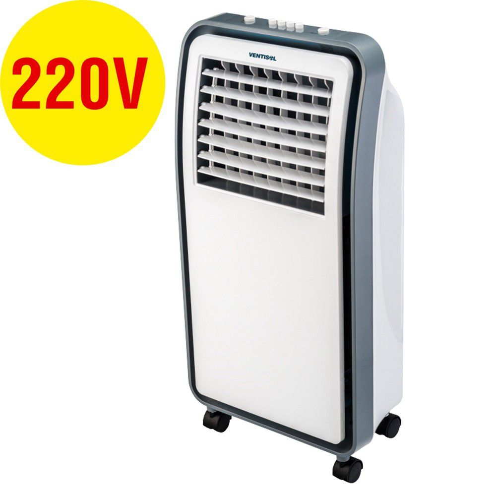 Ventilador Climatizador Ar Portatil 220V 65W Cle-02 Ventisol