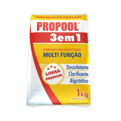 Cloro piscina est.propool 3em1 1kg