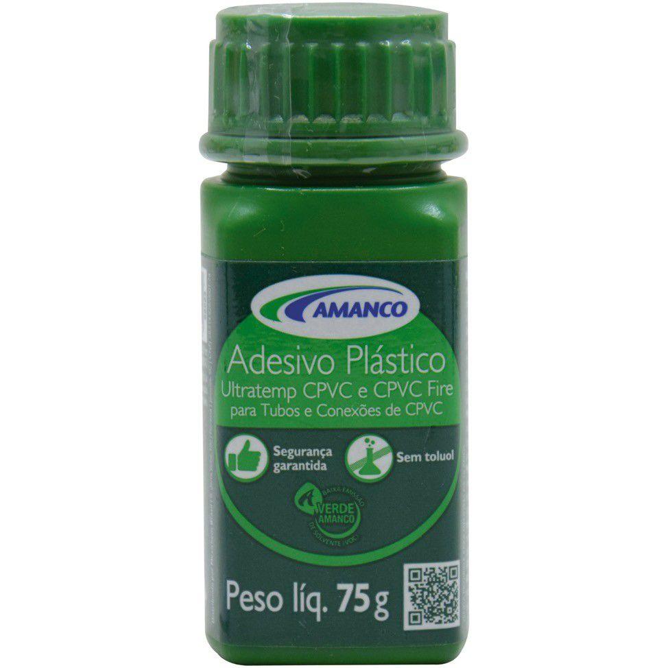 Cola Agua Quente Cpvc 75G Amanco