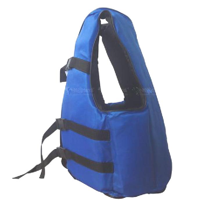Kit 2 Coletes Salva Vidas c/ Trava Pernas de 50 a 150 Kg