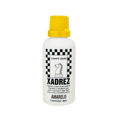 Corante liq.xadrez amarelo     50g