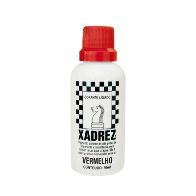 Corante liq.xadrez vermelho    50g