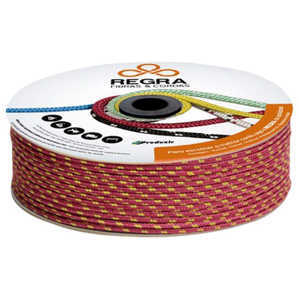 Corda Pet Trancada Color 165Mts 05Mm Regra