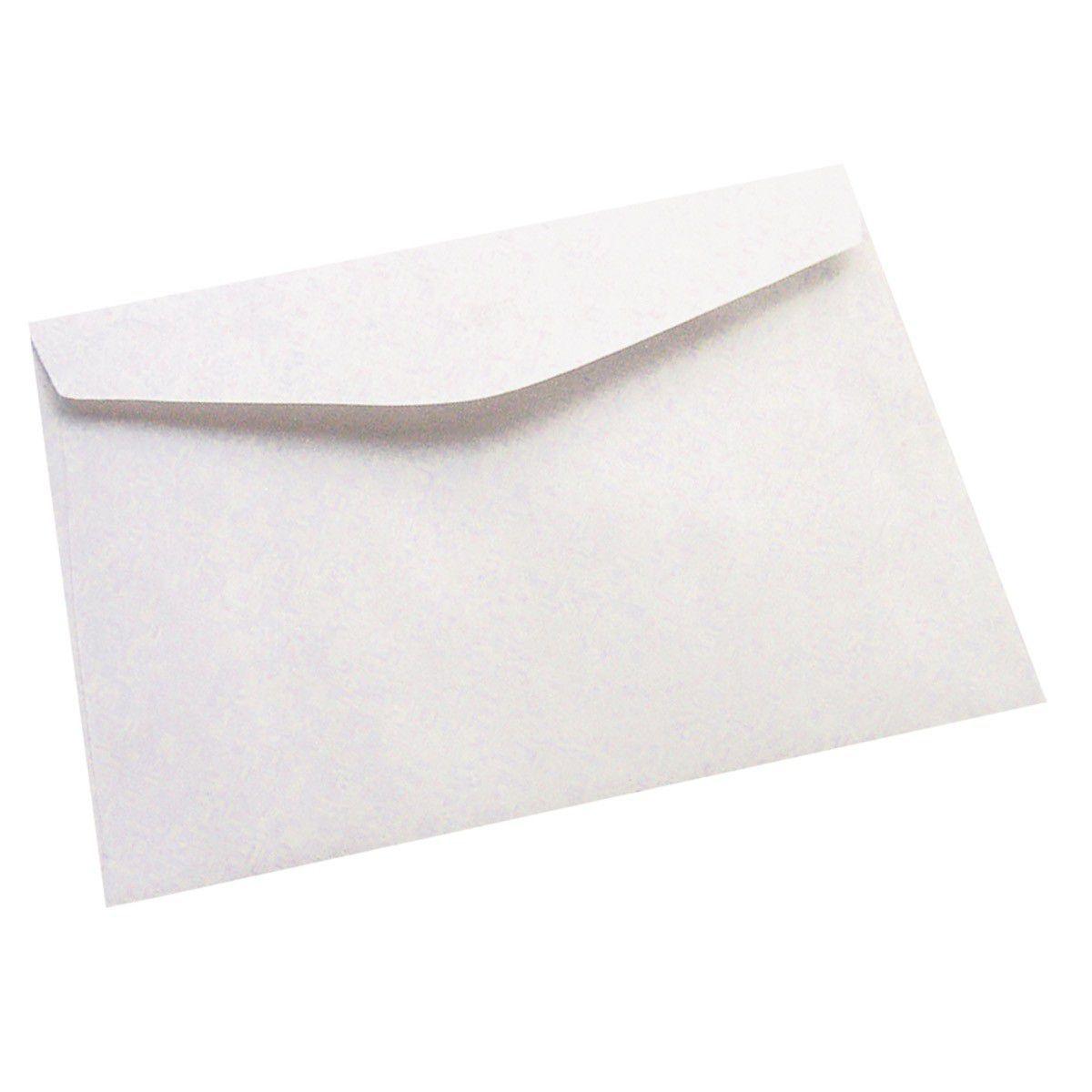Envelope Comercial Branco S/ Cep 114X162 C/1000
